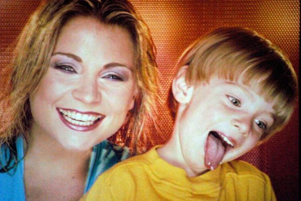 El pequeño Nicolás es fruto de lo que fue la  relación entre sus padre.