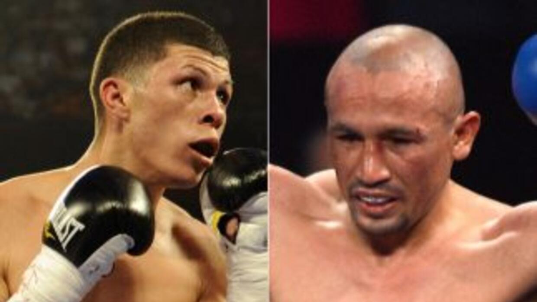 Román Martínez y Orlando Salido se verán las caras en Puerto Rico.