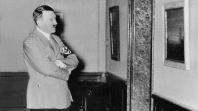 Adolfo Hitler. (Imagen de Archivo).