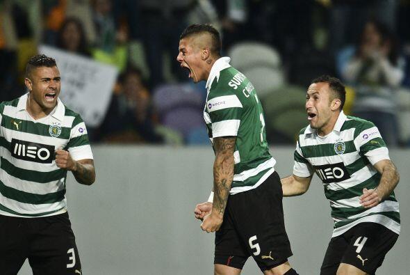 El presidente del Sporting, Bruno de Carvalho, anunció esta seman...