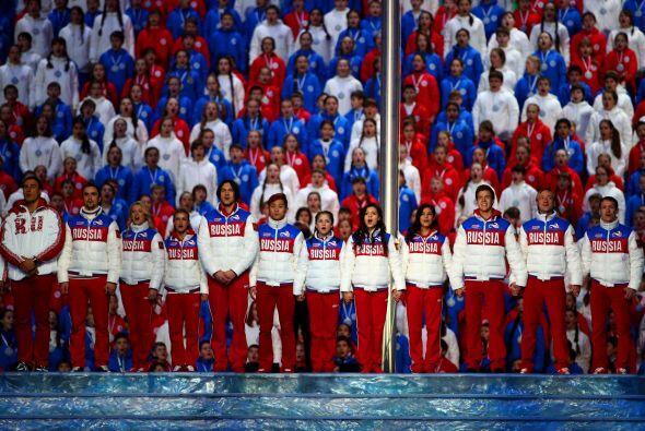 Rusia, el país anfitrión, dominó el medallero con 32 metales: trece oros...