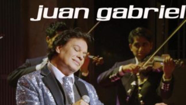 Juan Gabriel estrenará en mayo su nuevo disco 'Mis 40 en Bellas Artes',...