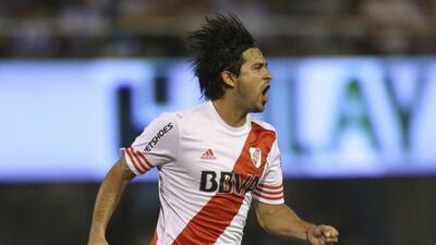 Leonardo Pisculichi y Ariel Rojas fueron los autores de los goles de los...