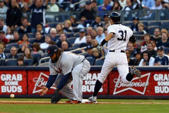 Detroit se ha visto como una escuadra que sabe dominar a los Yankees, &n...