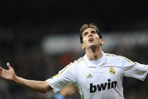 KAKÁ- Su salario por trabajar en el Real Madrid, y otros ingresos, le di...