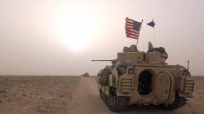 La guerra en Irak comenzó el 20 de marzo de 2003.