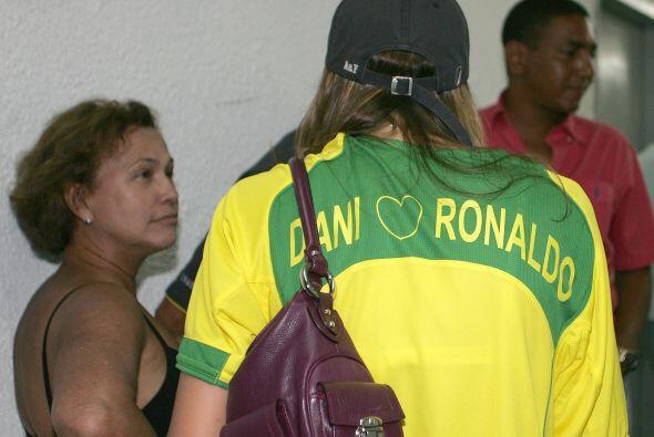 Daniela Cicarelli fue para Ronaldo un torneo de verano. Apenas estuvo tr...