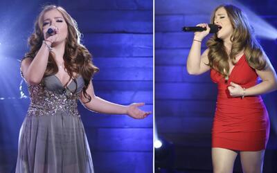 El paso de Sandra Itzel por La Reina de la Canción