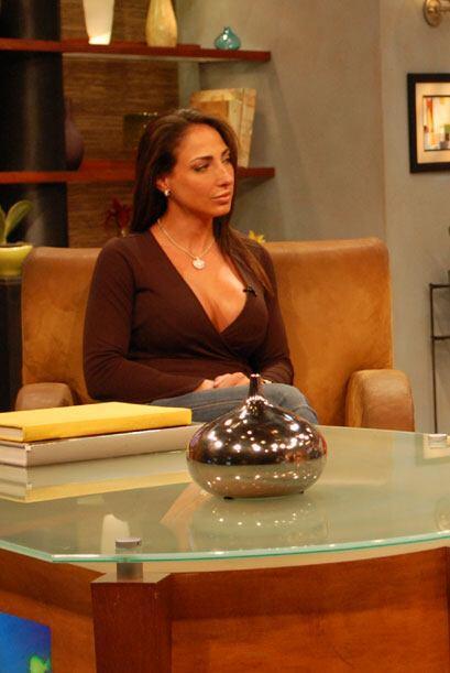 "Después de participar en ""Desafío"", Ana María llegó a contar de todo a ""..."