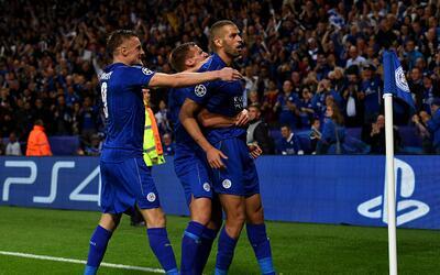 Leicester City, Porto
