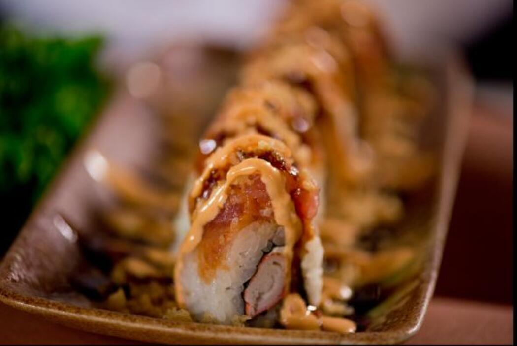 En Miami las cosas se pusieron extra 'hot' cuando el sushi cambió para s...