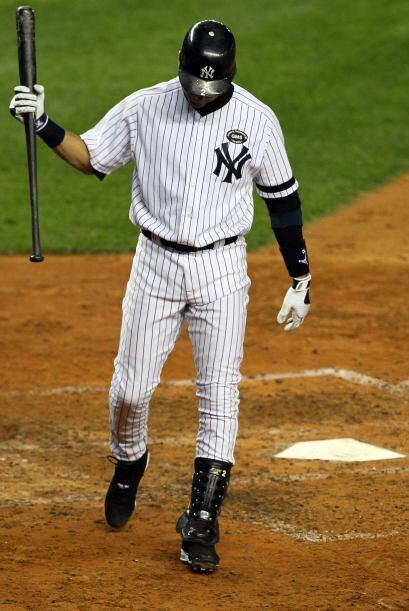 Los Yankees se llevaron una blanqueada en el tercer juego.