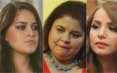 Ellas son las tres chicas que fueron eliminadas de la competencia