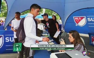 El Sueño MLS desde Los Angeles