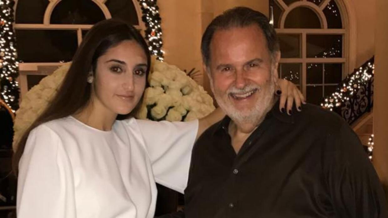 La hija de Raúl de Molina va a asistir a la inauguración de Donald Trump...