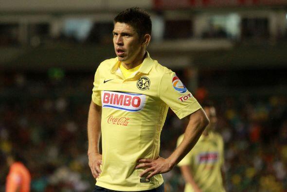 Oribe Peralta tendrá un choque de emociones cuando se enfrente al Santos...