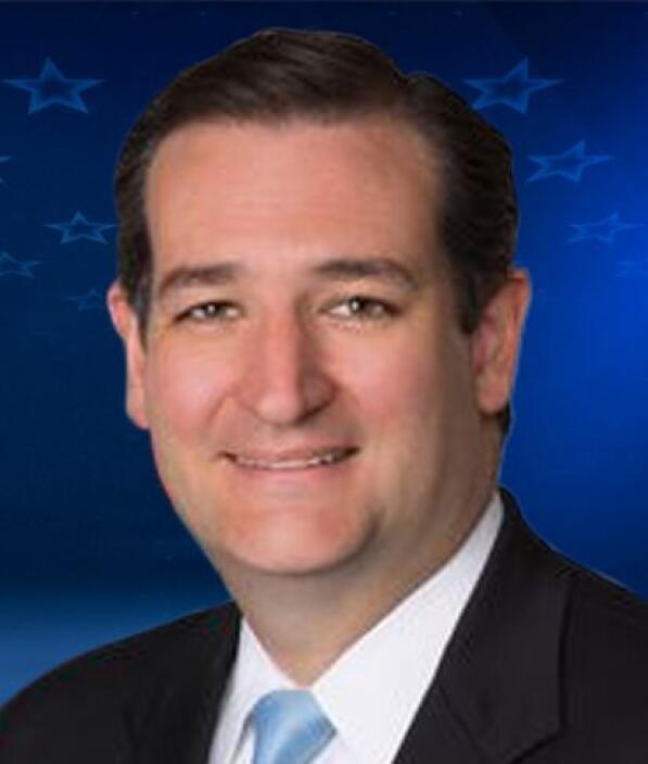 El republicano Ted Cruz hizo historia al convertirse en el primer latino...