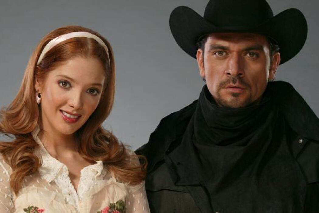 Adela Noriega se enamoró perdidamente del personaje que interpretó Jorge...