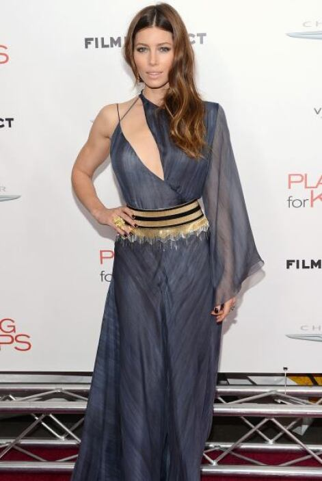 Jessica Biel no sólo se ha dado a conocer por su trabajo en Hollywood ni...