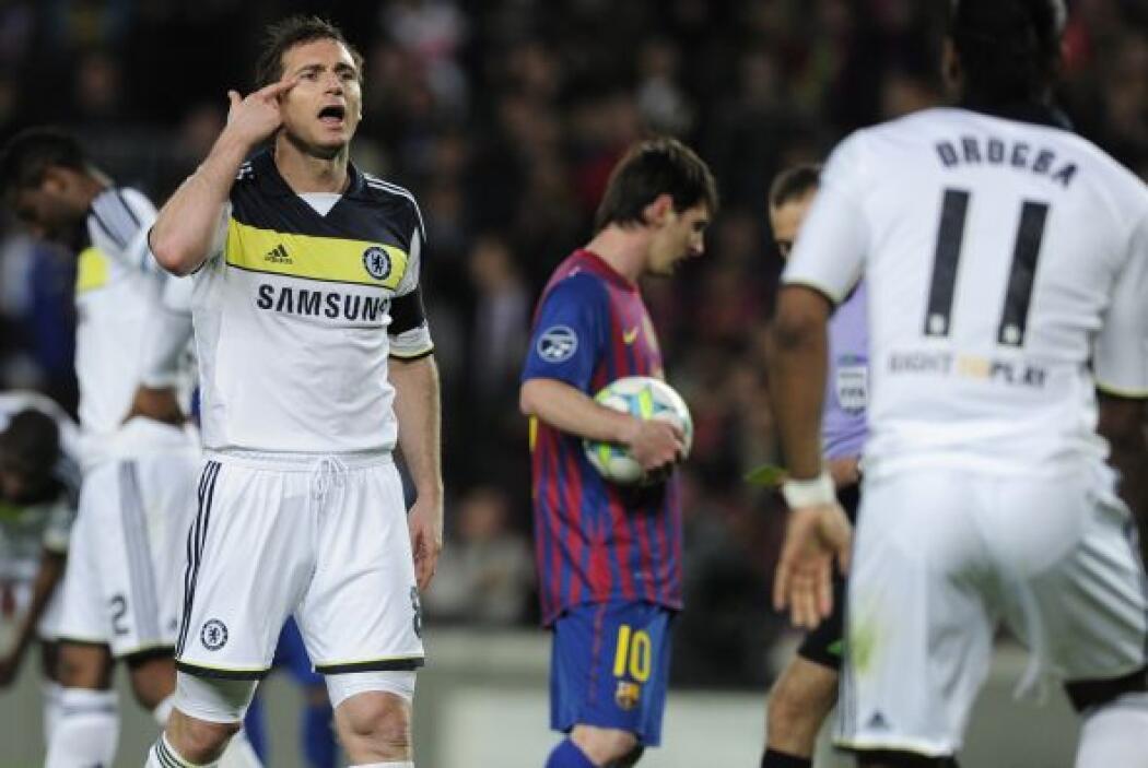 El club londinense, que pelea ahora por un puesto en la Liga Europa, pri...