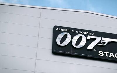 Los Rams conocieron la casa de James Bond