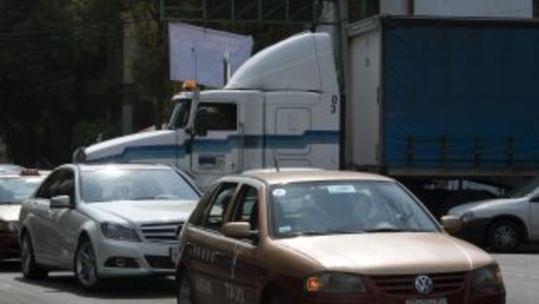 La capital mexicana es una de las ciudades con mayores problemas viales...