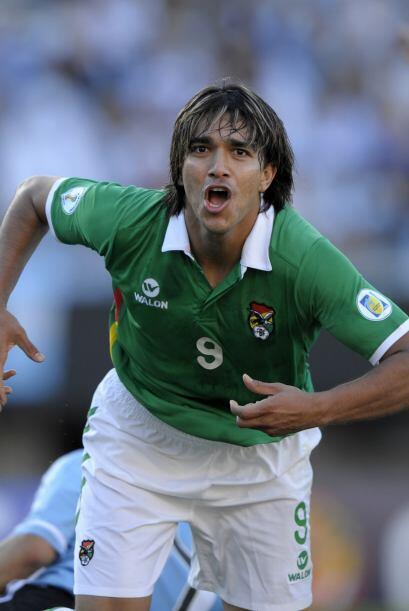 El Gremio de Porto Alegre fichó al internacional boliviano Marcelo Marti...