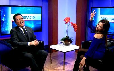Bianca Marroquín habla en el Auriespacio sobre su participación en Peque...