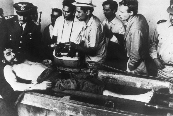 Ernesto 'Che' Guevara: Fue uno de los ideólogos de la Revolución cubana...