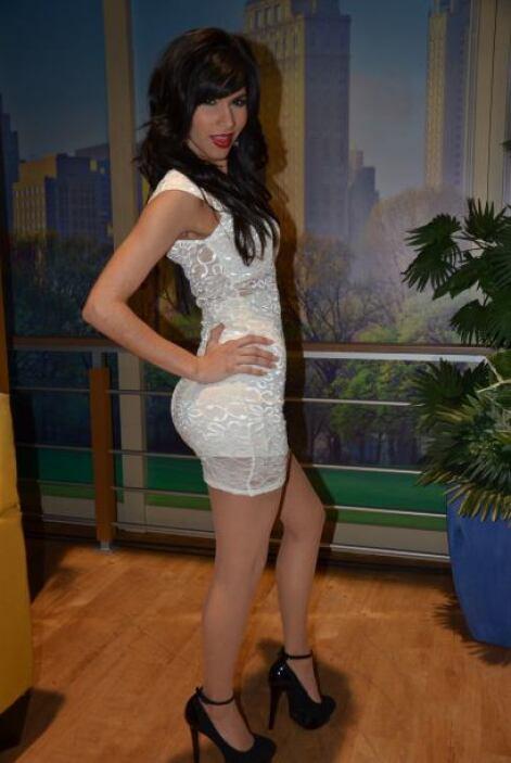 Marisa es de Puerto Rico. Le encanta el modelaje y la actuación. Actualm...
