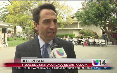 Fiscal de Santa Clara envía un mensaje de apoyo a la comunidad inmigrante