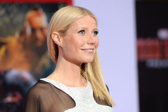Gwyneth Paltrow es la elegancia encarnada. No se ha alejado de su carrer...
