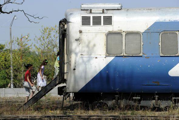 El tren hospital ya superó 150 viajes en Argentina, un país cuya tasa de...