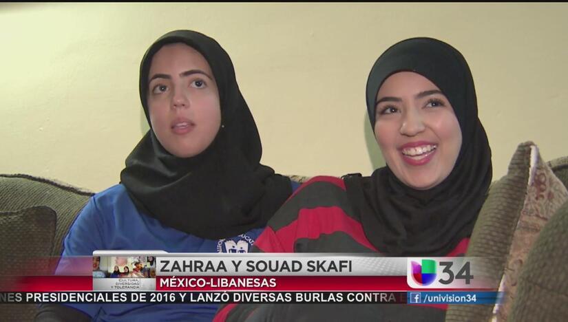 Unidad y tolerancia en la casa de la familia Skafi