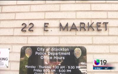 Disminuye criminalidad en Stockton