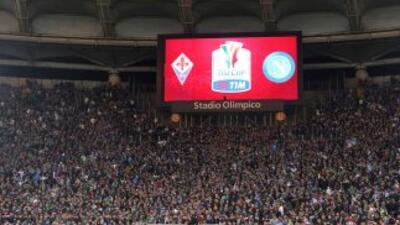 Una vez más, la violencia se hizo presente en el fútbol.
