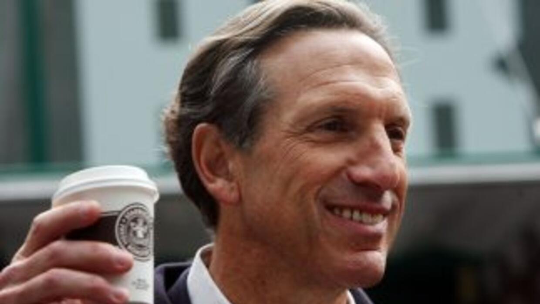 Howard Schultz mencionó que los políticos fracasaron en su tarea de diri...