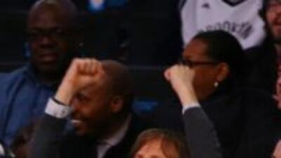 Paul se divirtió en el juego de NBA.