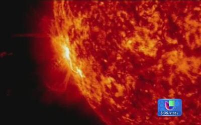 La NASA confirmó que la Tierra sobrevivió a una erupción solar en 2012