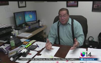 Presunto estafador de indocumentados comparece por cargos de fraude