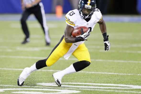 Regresador de patadas: Dri Archer, Pittsburgh Steelers.