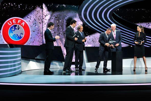 El ganador fue anunciado el 28 de agosto en Mónaco en el marco del sorte...