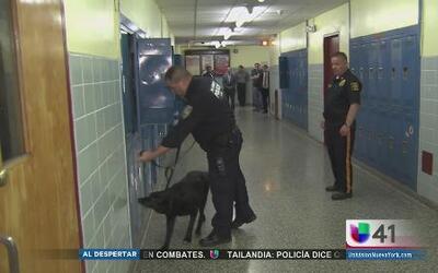Investigan amenaza anónima en escuela de NJ