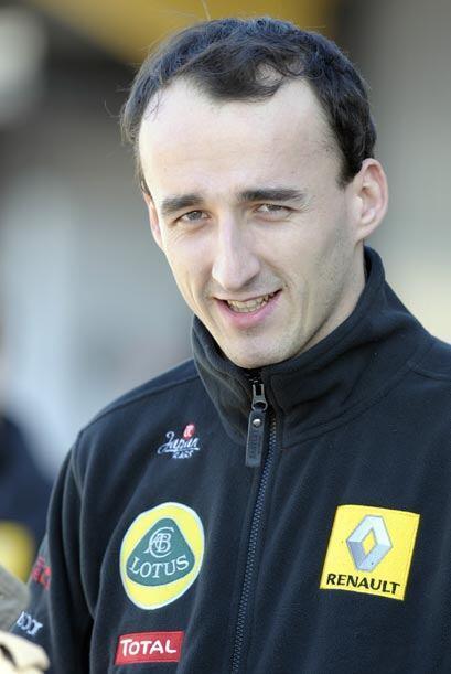 Por ahora, Kubica pasará por lo menos una semana internado en cui...