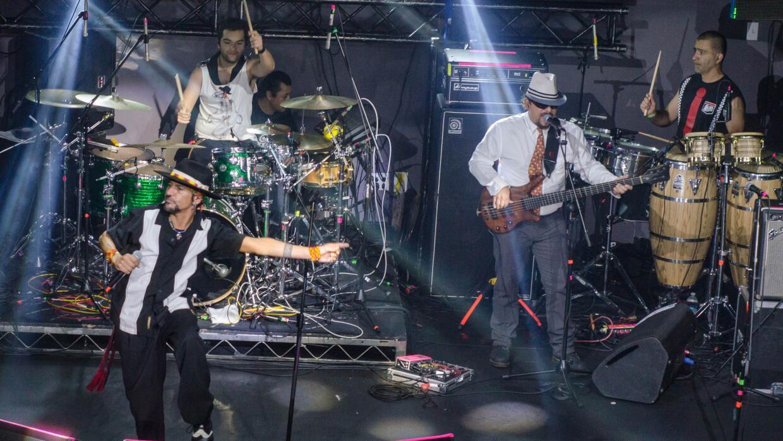 Maldita Vecindad en La Super Tocada In Concert - New York, NY