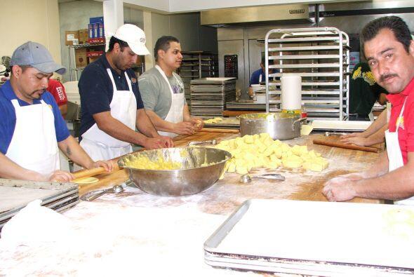 Y su éxito se debe en gran parte a que la comunidad mexicana ha encontra...
