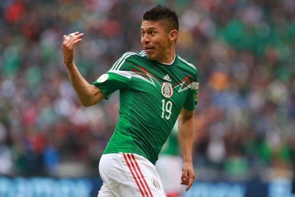 Adelante, Oribe Peralta es el presente un jugador que hace diferencia pe...