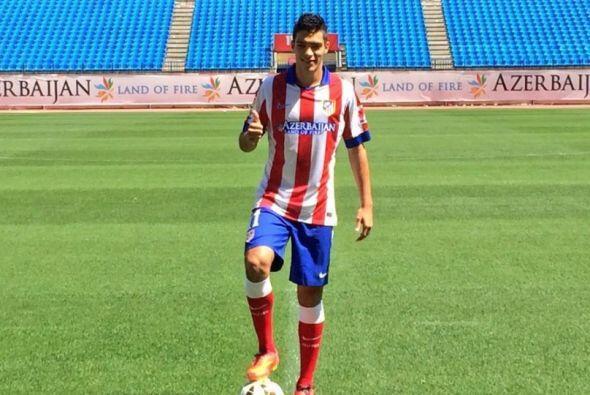 Sorpresivamente sería el Atlético de Madrid quien se anima...