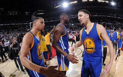 Los Golden State Warriors buscarán un segundo título seguido en la NBA.