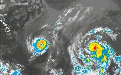 Hawai se prepara para el impacto de Iselle y Julio